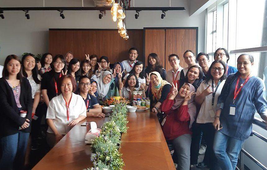Fantastic new office space in Jakarta