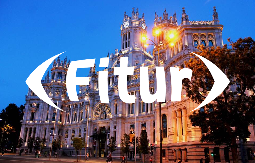 Hala Madrid! We look forward to seeing you at FITUR