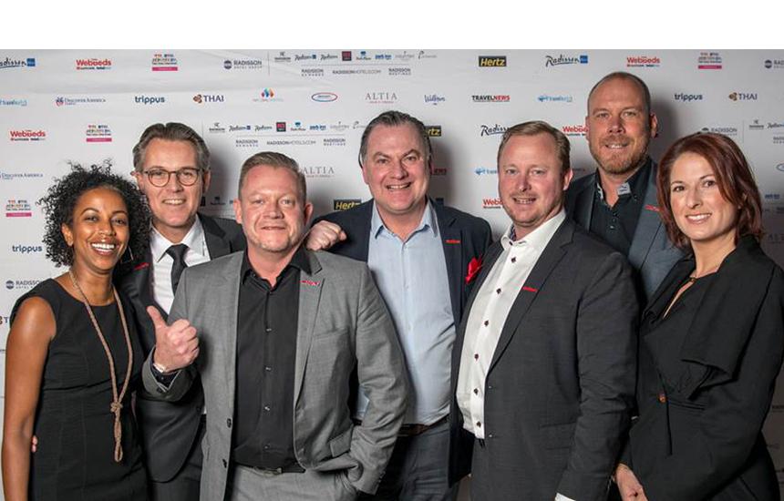 WebBeds wins BIG at the Grand Travel Awards