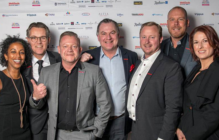 WebBeds wins BIG at the Grand Travel Awards