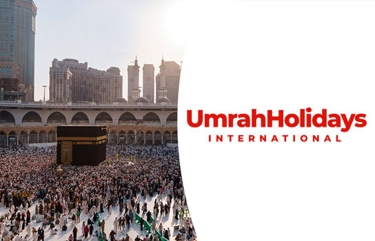Introducing UmrahHolidays International: Dedicated to providing our clients with the ultimate Umrah and Hajj experience