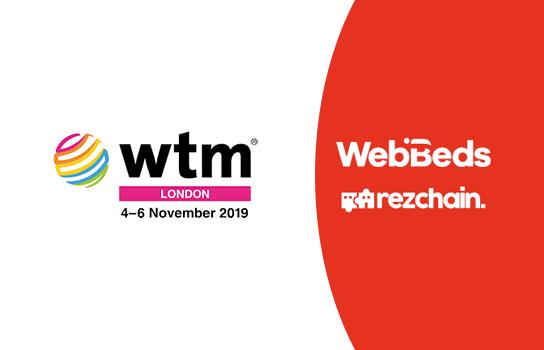 Webjet Limited unveils Rezchain at WTM