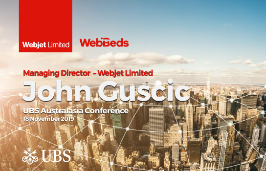UBS Australasia Conference
