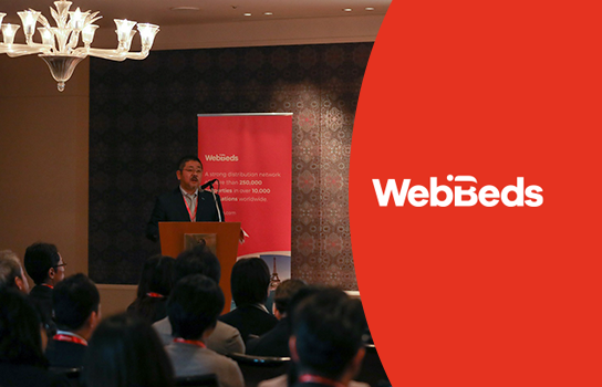 WebBeds' Asia Pacific Team ends 2019 on a high with three major events in Thailand and Japan