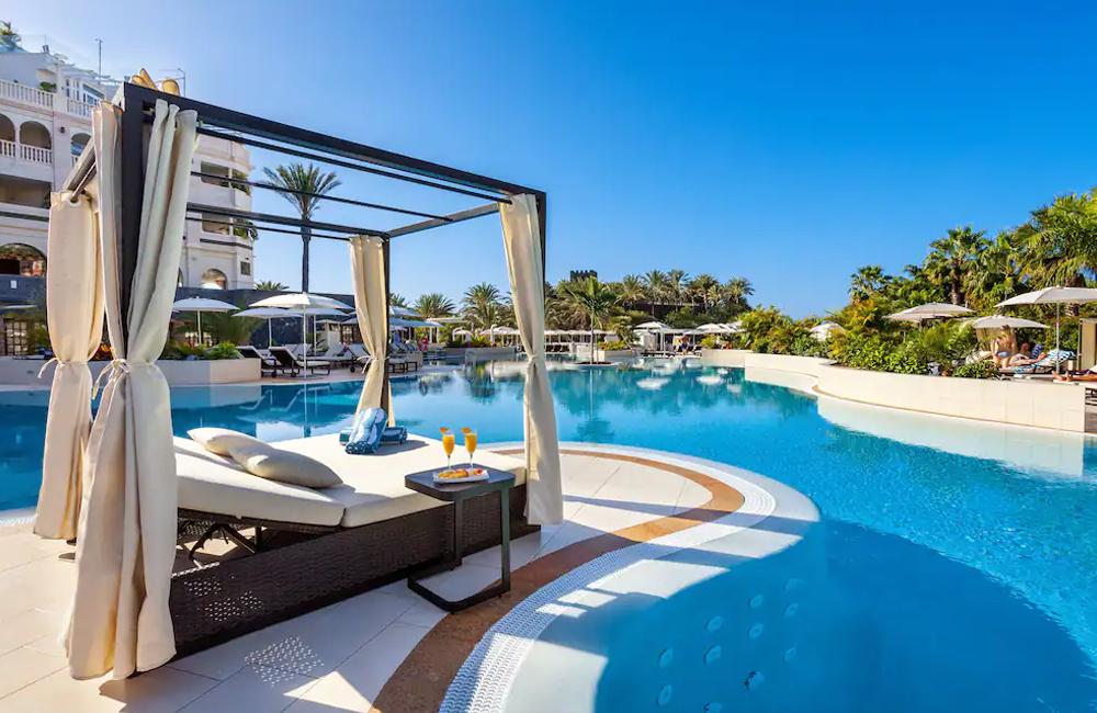 WebBeds Europe is in Tenerife @ Hotel Gran Tacande
